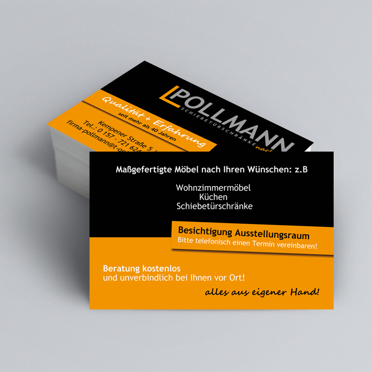 Europlant Canders Marketing Projekt Pollmann